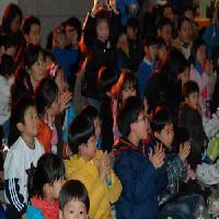 """""""2010 몽촌 꿈마을 문화마당""""-3/25 전래동화인형극<장금이의 금강산호랑이>"""