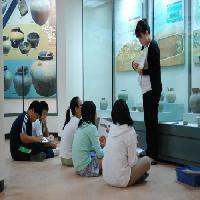 """""""고대 생활사전 만들기"""" - 2009/09/30 강동지역아동센터"""