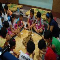 [누락사진] 2008 여름방학 꿈마을 체험교실 8월 12일 -저학년