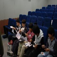 """""""고대 생활사전 만들기"""" 2008/11/07"""