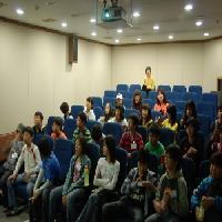"""""""고대 생활사전 만들기"""" 2008/10/17"""