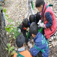 """2012/10/24 11시20분 """"숲 속 친구, 참이와 토리""""- 라이라이어린이집"""