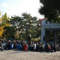 """2012/11/1 성일초등학교 6학년 """"한눈에 쏙~몽촌토성 첫걸음"""""""