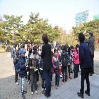"""2012/11/9 석촌&중대초등학교 """"한눈에 쏙~몽촌토성 첫걸음"""""""