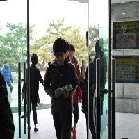 """2012/11/16 한양중학교 3학년 """"한눈에 쏙~몽촌토성 첫걸음"""""""