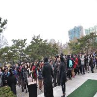 """2012/11/16 강일고등학교 1,2학년 """"한눈에 쏙~몽촌토성 첫걸음"""""""