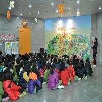 """2012/11/21 성남은행초등학교 스카우트 """"한눈에 쏙~몽촌토성 첫걸음"""""""