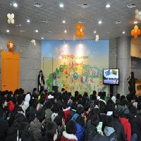 """2012/11/23 홍대부속중학교 3학년 """"한눈에 쏙~몽촌토성 첫걸음"""""""