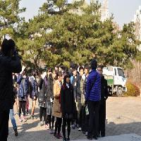 """2012/11/30 관악중학교 3학년 """"한눈에 쏙~몽촌토성 첫걸음"""""""