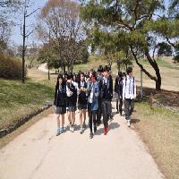 """2013/4/17 예당중 """"한눈에 쏙~ 몽촌토성 첫걸음"""""""