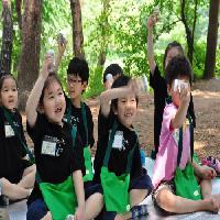 """2013/05/24 11시20분 """"숲 속 친구, 참이와 토리""""- 티움어린이집"""