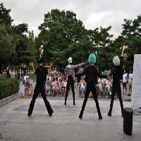 2013/09/14 열린예술극장 <퍼포먼스그룹 오>