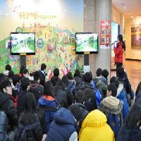 """2013/11/19 석관중 """"한눈에 쏙~ 몽촌토성 첫걸음"""""""