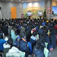 """2013/12/10 문정중 """"한눈에 쏙~ 몽촌토성 첫걸음"""""""