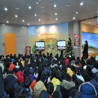 """2013/12/18 신양중 """"한눈에 쏙~ 몽촌토성 첫걸음"""""""
