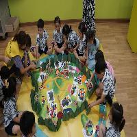 2017/07/13 13시30분 하늘빛유치원(6세) 꿈나무역사체험교실