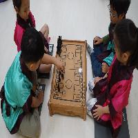 17/09/29 신천초등학교 1-2 꿈마을놀이체험교실 4회차