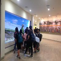 2017/09/28 10시 남양주도심초등학교 몽촌토성투어프로그램