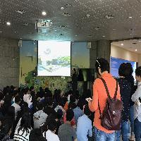 2017/09/29 11시 문현중학교 몽촌토성투어프로그램