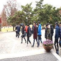 2017/11/17 10시30분 한영중학교 몽촌토성투어프로그램