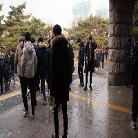 2017/12/07 10시30분 송파중학교 1팀 몽촌토성투어프로그램