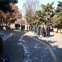 2017/12/12 10시30분 난곡중학교 몽촌토성투어프로그램