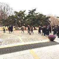 2017/12/15 10시30분 면목중학교 몽촌토성투어프로그램