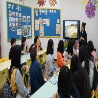 2018/05/01 9시30분 세륜중학교 몽촌토성투어프로그램