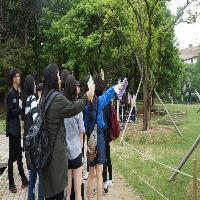 2018/05/01 10시 옥정중학교 몽촌토성투어프로그램