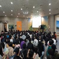 2018/04/26 9시30분 양진중학교 몽촌토성투어프로그램