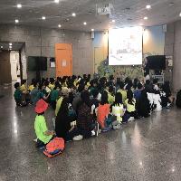 2018/05/25 10시30분 잠일초등학교 몽촌토성투어프로그램