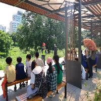 2018/06/01 9시30분 대명초등학교 몽촌토성투어프로그램