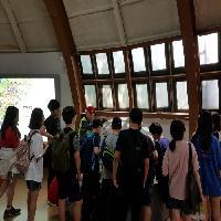 2018/06/01 9시30분 성수중학교 몽촌토성투어프로그램