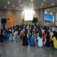 2018/09/13 10시 30분 안양부안초등학교 몽촌토성투어프로그램