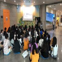 2018/09/19 동국대학교부속여자중학교 몽촌토성투어프로그램