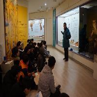 2018/12/04 명일중학교 몽촌토성투어프로그램