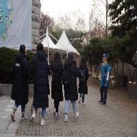 2018/12/07 고대사범대부속중학교 몽촌토성투어프로그램