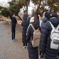 2018/12/07 중원중학교 몽촌토성투어프로그램