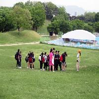 2019/05/08 잠실중학교 몽촌토성투어프로그램