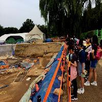 2019/09/27 위례별초등학교 몽촌토성투어프로그램