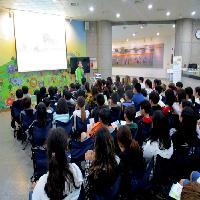 2019/10/02 능원초등학교 몽촌토성투어프로그램