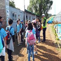 2019/10/08 백운초등학교 몽촌토성투어프로그램
