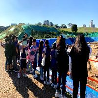 2019/10/11 고덕초등학교 몽촌토성투어프로그램