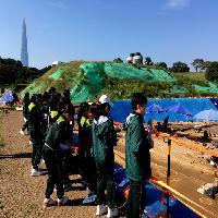 2019/10/11 소화초등학교 몽촌토성투어프로그램
