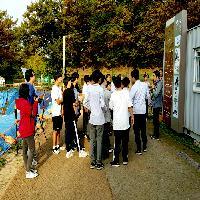2019/10/22 배제중학교 몽촌토성투어프로그램