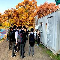 2019/11/05 배제중학교 몽촌토성투어프로그램