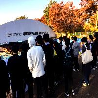 2019/11/07 배제중학교 몽촌토성투어프로그램