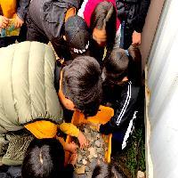 2019/11/12 토성초등학교 몽촌토성투어프로그램