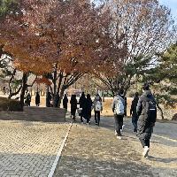2019/12/04 서울디지텍고등학교 몽촌토성투어프로그램