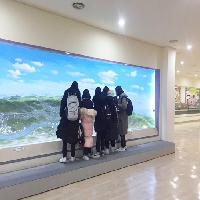 2019/12/06 가락중학교 몽촌토성투어프로그램
